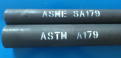 ASTM A179 cold drawing pipe