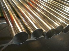 welded stainless steel tube fabrication